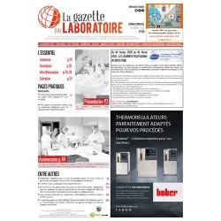 258 - Novembre  2019 - la gazette du laboratoire