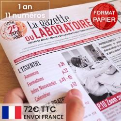 Abonnement Envoi France -...