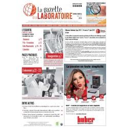 231 - Mai 2017 - la gazette du laboratoire
