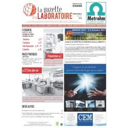232 - Juin 2017 - la gazette du laboratoire