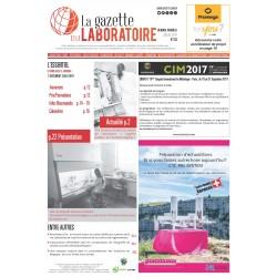 233 - Juillet-Août 2017 - la gazette du laboratoire