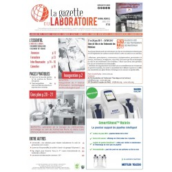 230 - Avril 2017 - la gazette du laboratoire
