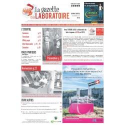 237 - Decembre 2017 - la gazette du laboratoire