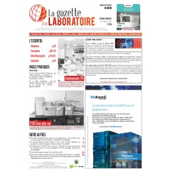 256 - Septembre  2019 - la gazette du laboratoire